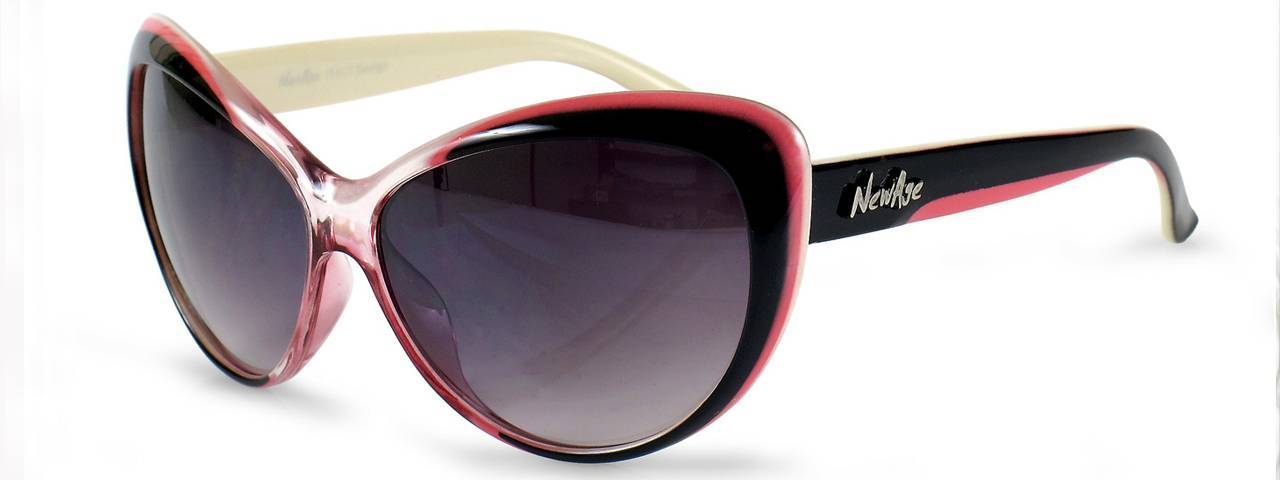 Pink and Black Sunglasses 1280x480